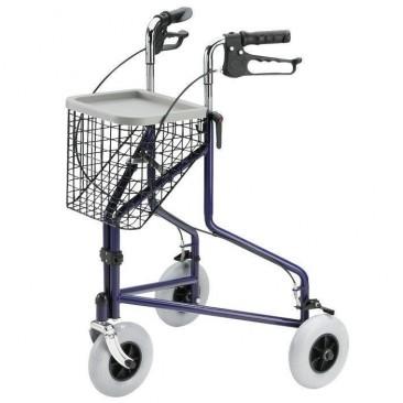 Driewiel rollator