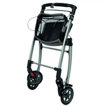 Wheelzahead Rollator Indoor Ingeklapt