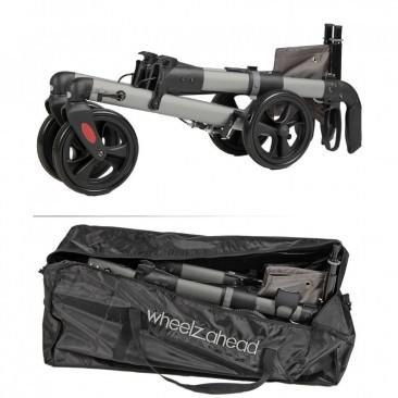 Wheelzahead Rollator Track