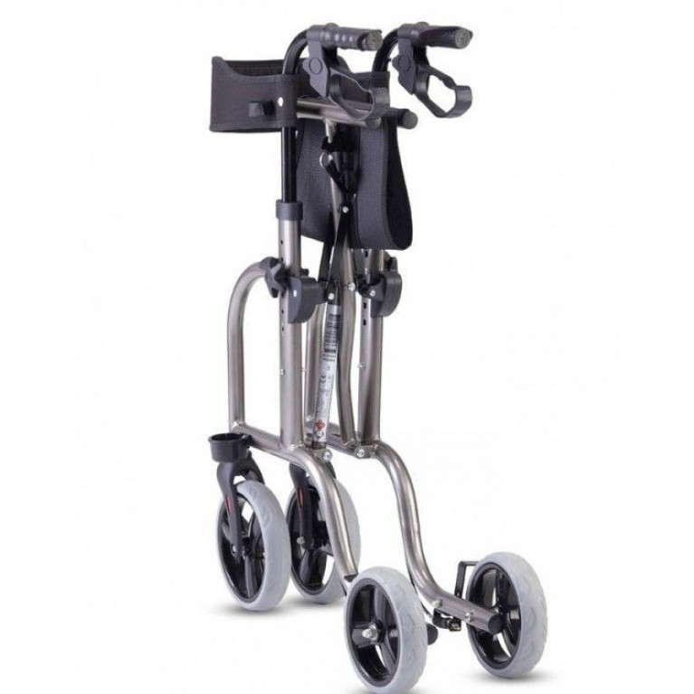 Smart rollator